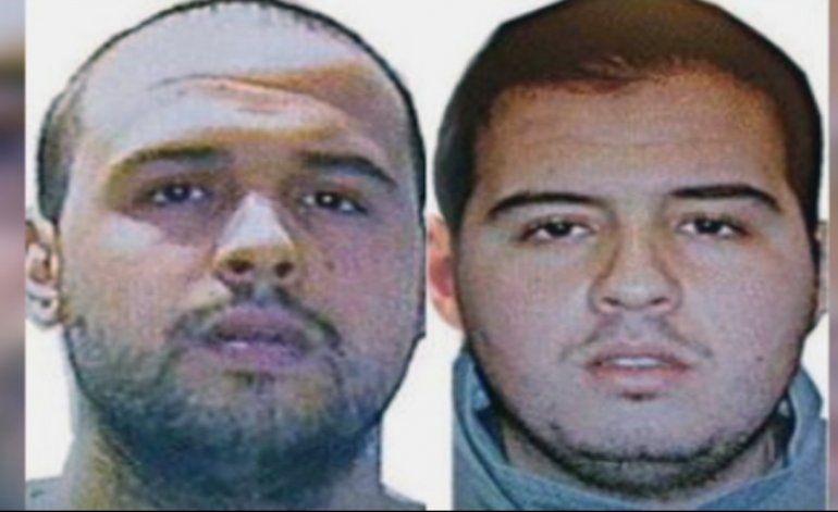 Identifican a dos de los 4 terroristas que planearon el ataque en Bruselas