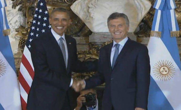 Obama elogia la labor de Mauricio Macri en Argentina durante su visita oficial a Buenos Aires