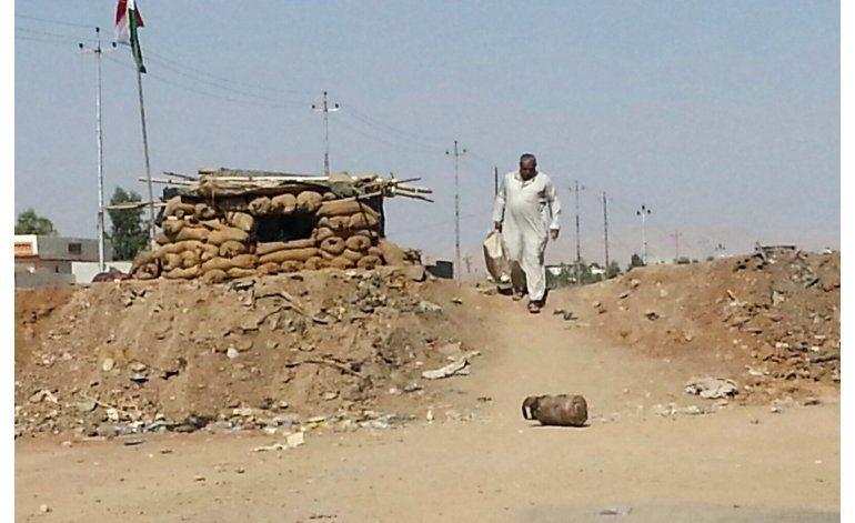 Irak inicia operación para recuperar Mosul de manos de EI