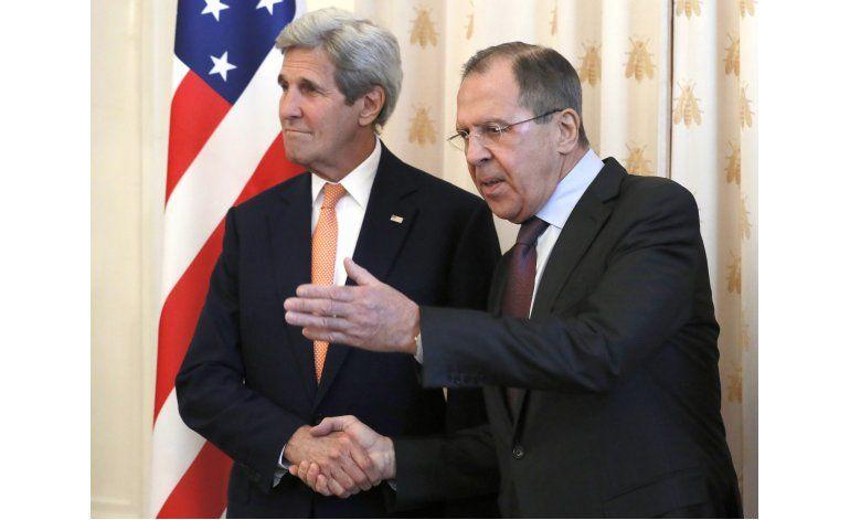 Kerry pide unidad en Moscú tras los atentados de Bruselas