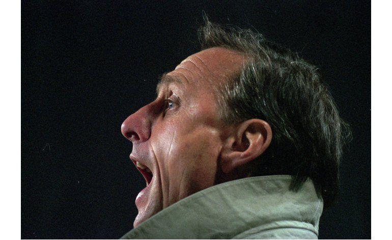 Con Cruyff desaparece una personalidad singular en el fútbol