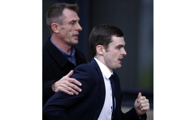 Inglaterra: Adam Johnson sentenciado por sexo con menor
