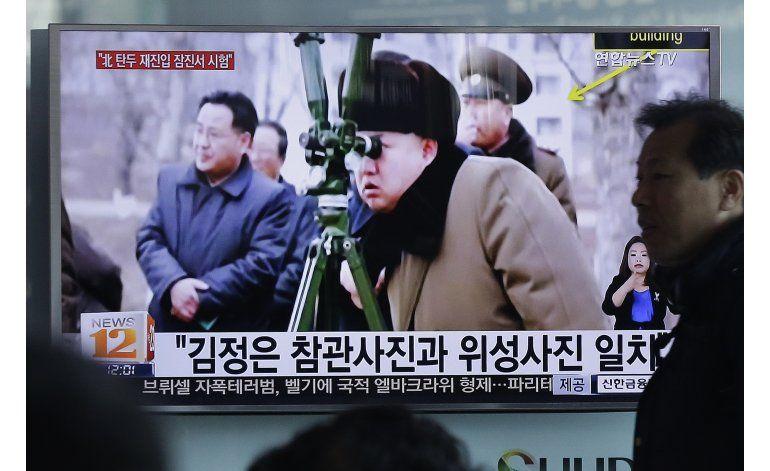 Norcorea reporta mayor avance en desarrollo de misiles