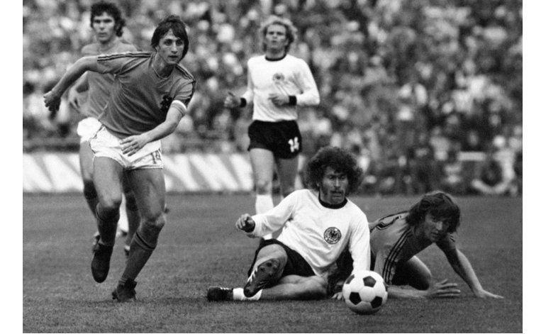 El legado permanente de Johan Cruyff al fútbol
