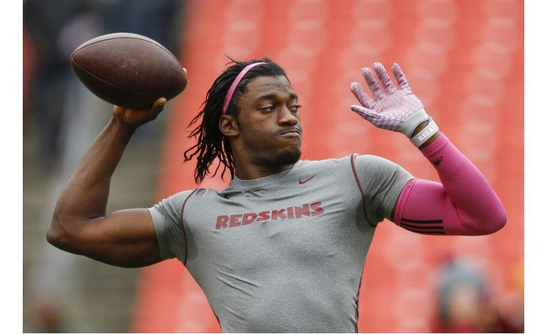 Robert Griffin III ficha con los Browns