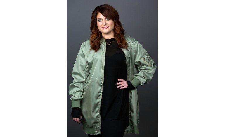 Meghan Trainor cambia de estilo por un No