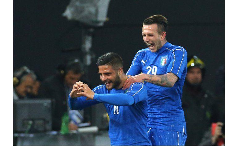España e Italia empata 1-1 en amistoso rumbo a la Euro