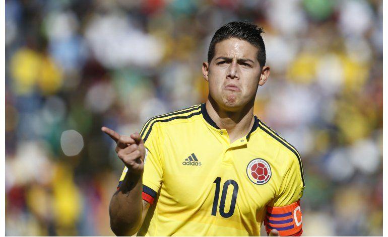 Colombia saca otro triunfo en Bolivia con un gol agónico