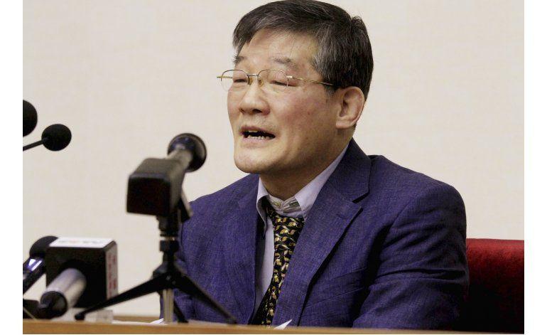 Corea del Norte anuncia detención de otro estadounidense