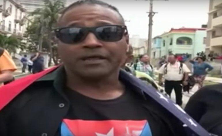 Cubanos complacidos con el discurso de Obama