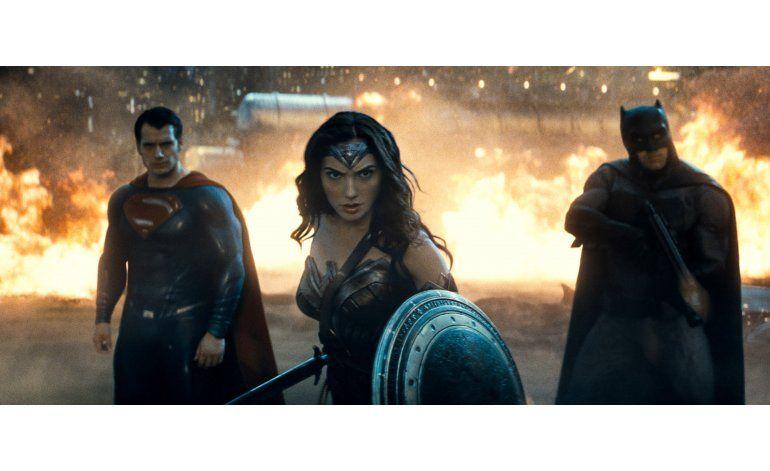 Tras 75 años, la Mujer Maravilla llega a la gran pantalla