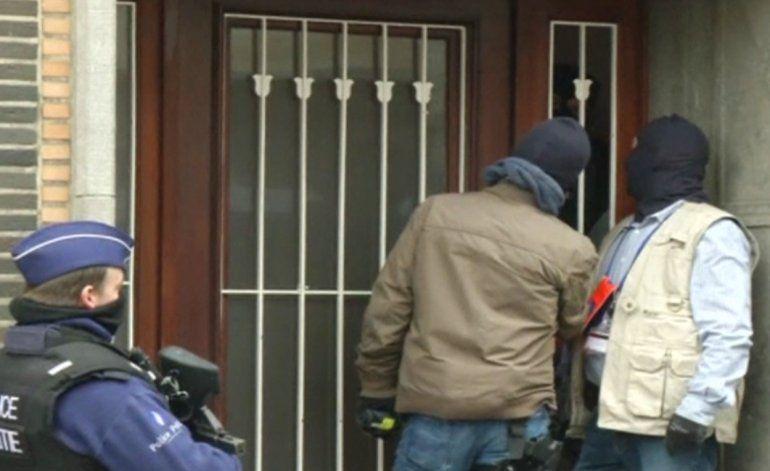 Arrestan a mas terroristas en Bélgica, Francia y Alemania vinculados al ataque  a Bruselas