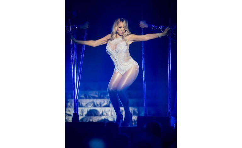 Mariah Carey cancela concierto en Bruselas tras atentados