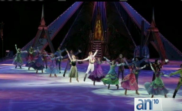 Disney Sobre Hielo busca derretir el corazón de sus fanáticos aquí en el sur de la Florida