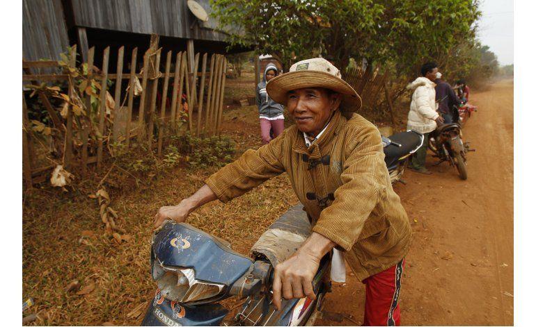 Proyecto agrícola afecta a tribu en Camboya