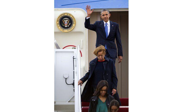 Obama promete ayuda, solidaridad con Bélgica