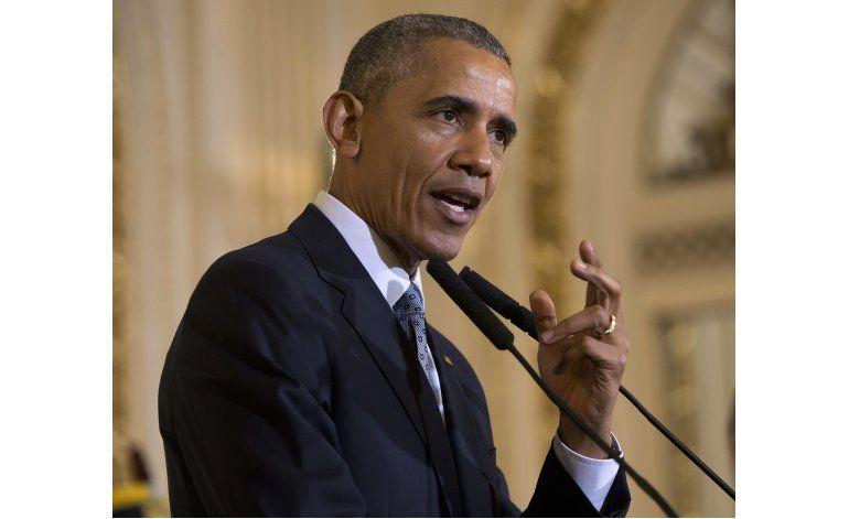 Obama reafirma apoyo a belgas en la lucha antiterrorista
