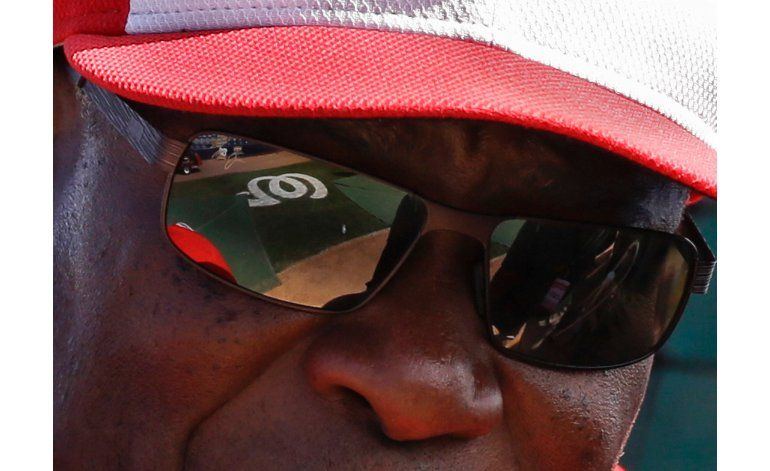 Dusty Baker busca poner orden en Washington