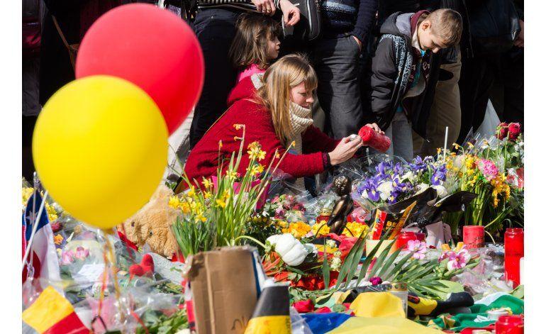 Víctimas de ataques en Bruselas venían de todo el mundo