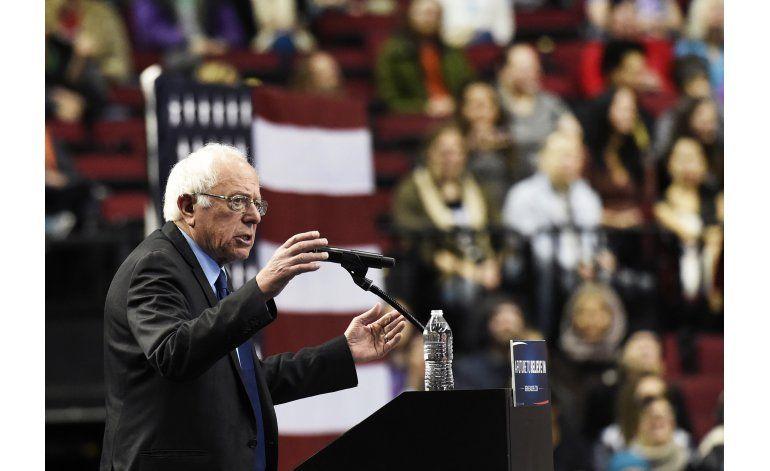 LO ULTIMO: Sanders se lleva más de 30 delegados