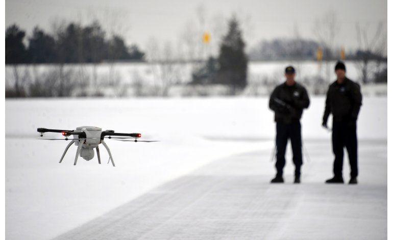 Más estados de EEUU analizan usar drones para abatir tráfico