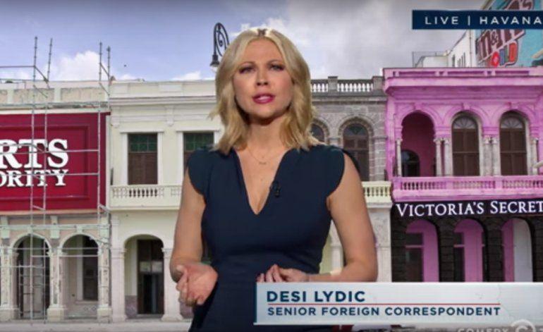 El programa de humor político The Daily Show, se burla de las intenciones de la visita de Obama a Cuba
