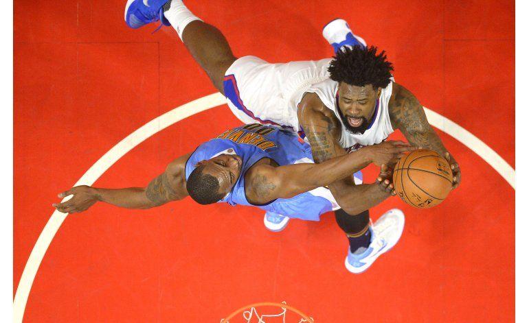 Clippers aseguran boleto a la postemporada