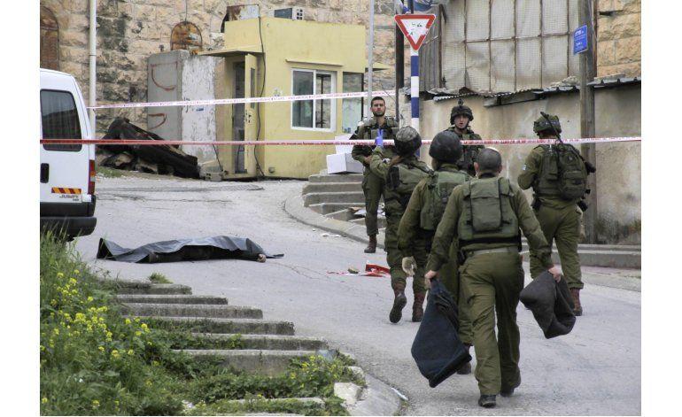 Escándalo en Israel porque soldado mata a palestino herido