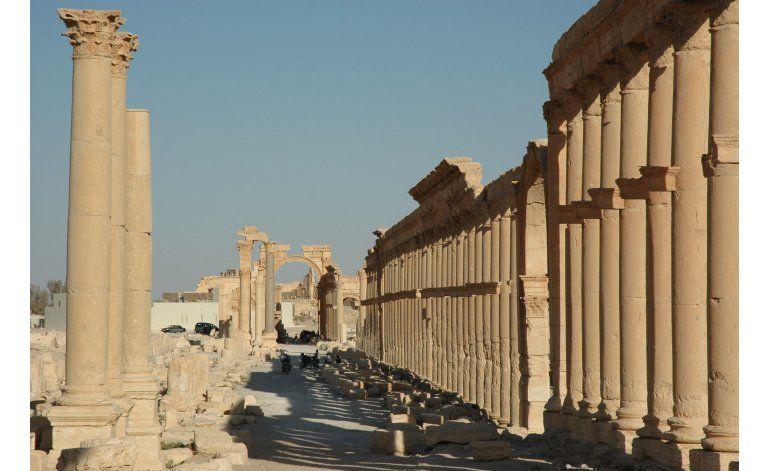 Rusia iniciará el desminado de Siria