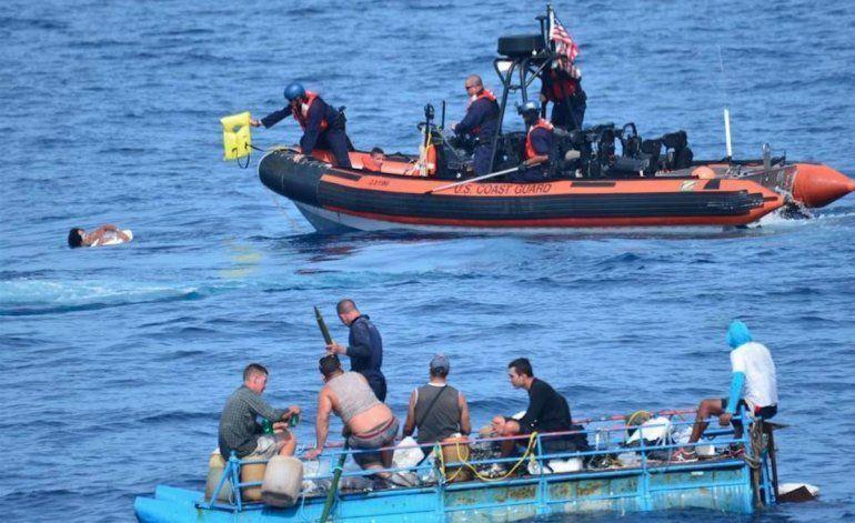 Nuevos detalles sobre los 7 balseros cubanos heridos de bala en Cayo Hueso