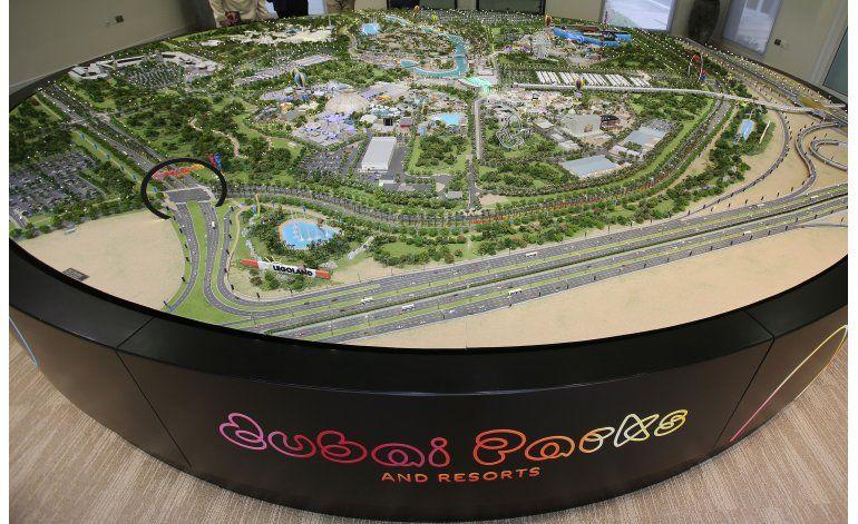 Duba construirá un Six Flags en complejo de parques