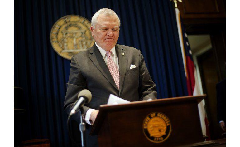 Gobernador de Georgia vetará proyecto de ley antigay