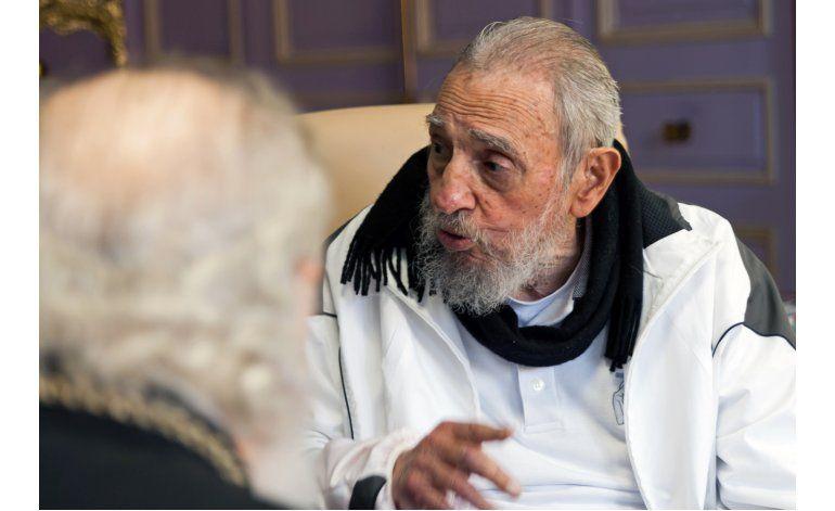 Fidel Castro responde a Obama y recuerda agresiones a Cuba