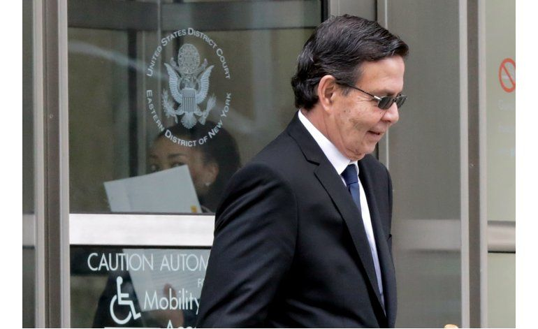 FIFA: Expresidente hondureño Callejas se declara culpable