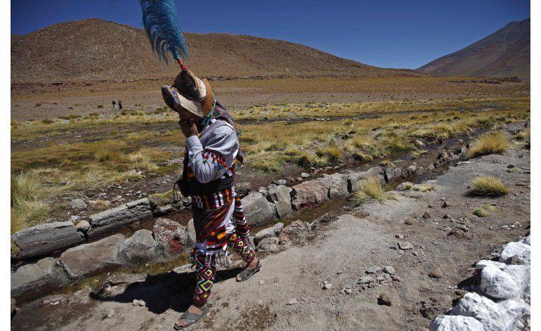 Chile contrademandará a Bolivia por río Silala