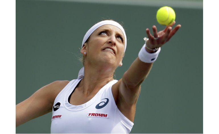 Serena, eliminada por Kuznetsova en Miami