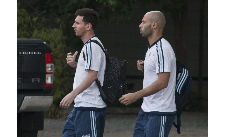 Argentina llega entonada ante una Bolivia aturdida