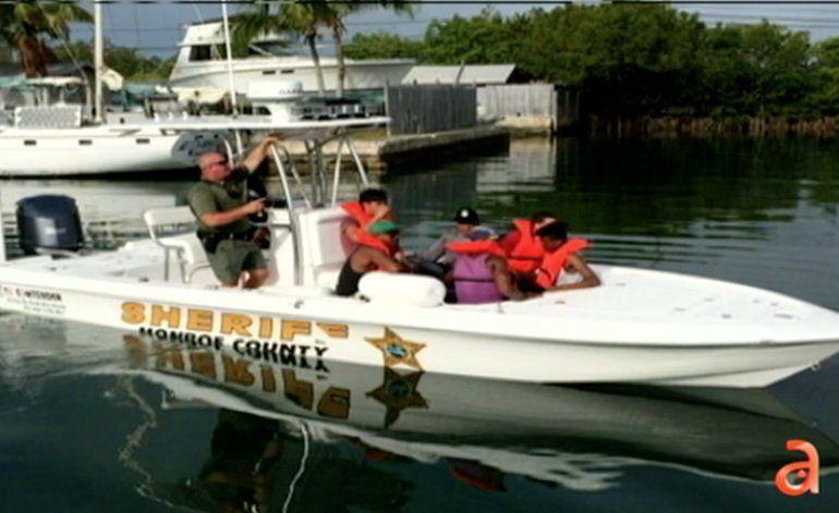 El policía cubano que no se quitó el uniforme para escapar de la isla