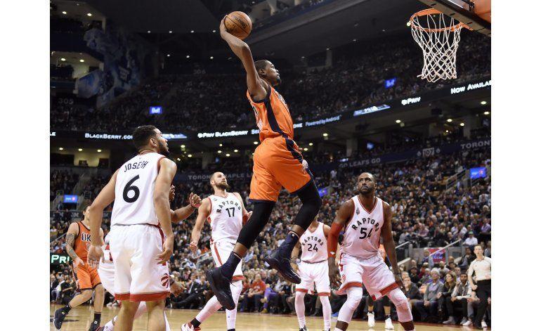 OKC extiende buena racha con triple-doble de Westbrook