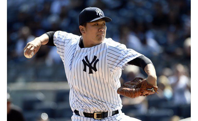 Masahiro Tanaka, de los Yanquis, ya se siente más adaptado