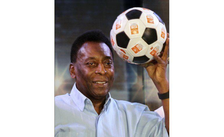 Pelé demanda a Samsung por haber usado su imagen