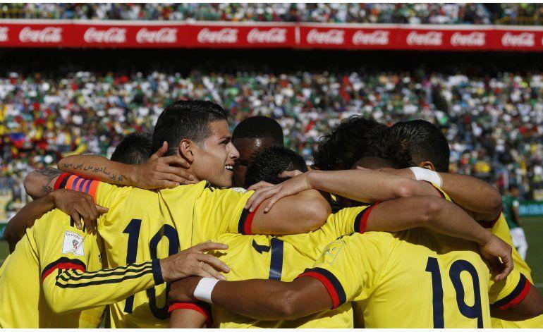 Sorpresivo control antidopaje a futbolistas de Colombia