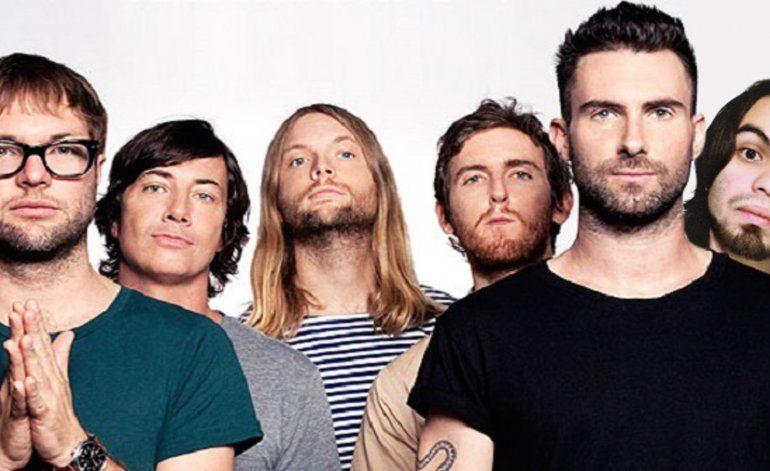 Maroon 5 podría tocar en Cuba próximamente