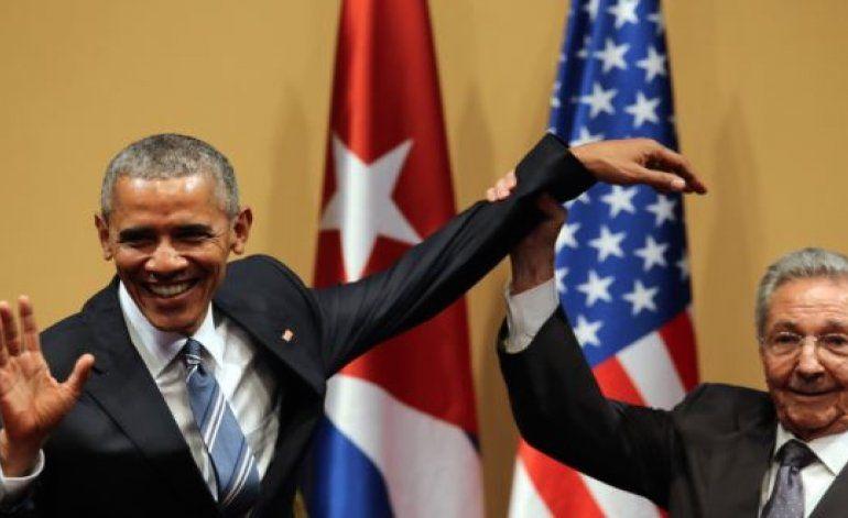 Plataforma Demócrata 2016 promete derogar veda de viajes y embargo a Cuba