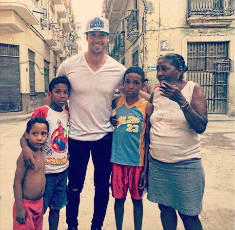 [Fotos] William Levy regresa a Cuba