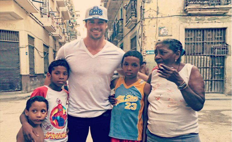 [Fotos] William Levy regresa a Cuba