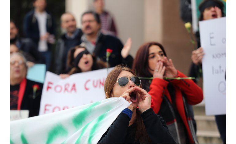 Juez brasileño: deserción profundizaría la crisis