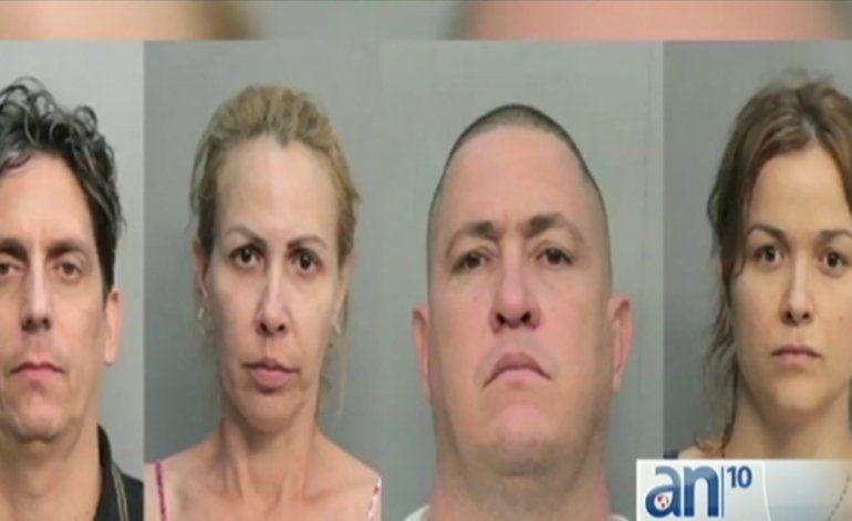 Arrestos de cubanos por fraude con tarjetas de crédito