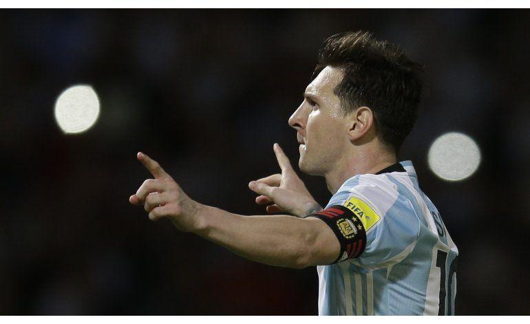 Con un magistral Messi, Argentina vence 2-0 a Bolivia