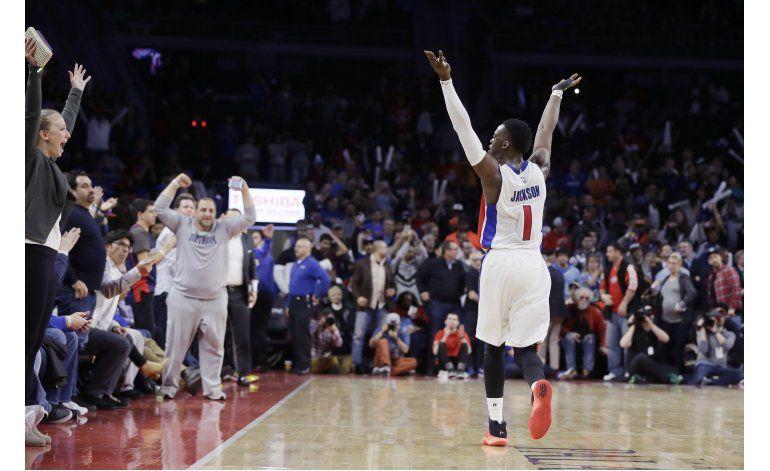 Sin Durant, el Thunder capitula ante Detroit
